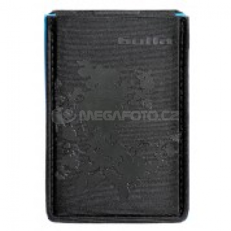 Golla black Apple Case Dime L black/blue