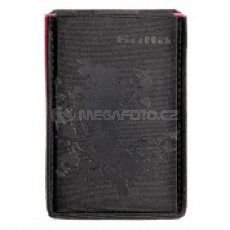 Golla black Apple Case Dime L black/pink
