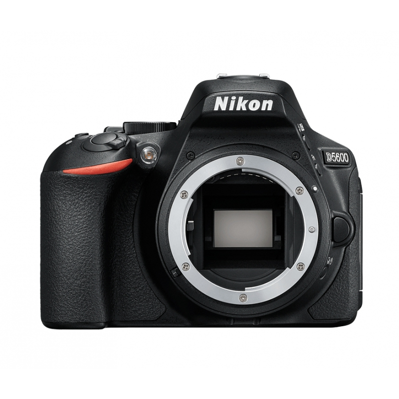 Nikon D5600 telo čierna