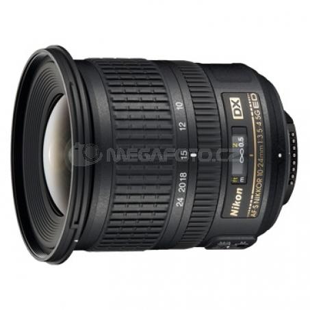 Nikon AF-S 10-24/3,5-4,5 G ED DX