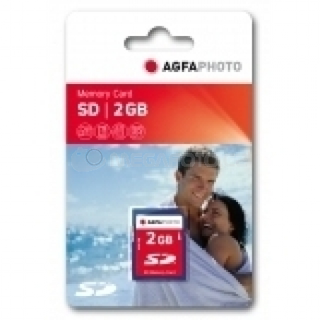 AgfaPhoto SD Card 2GB