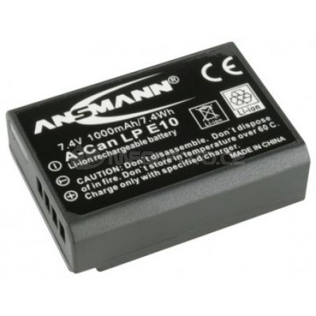 Ansmann A-Can LP-E10