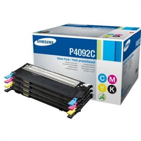 Samsung Toner Rainbow-Kit CLT-P4092C