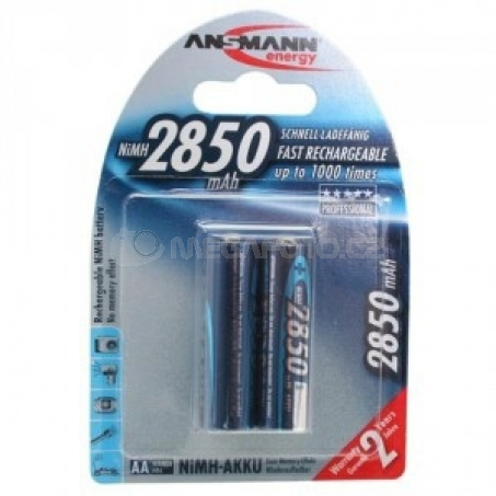 Ansmann 2850mAh 2x AA