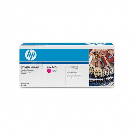 HP Toner magenta CE743A