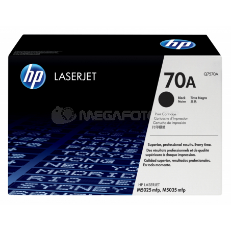 HP Toner Black Q7570A