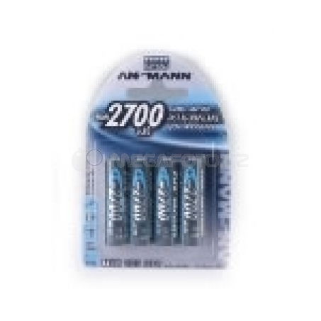 Ansmann 2700mAh 4xAA