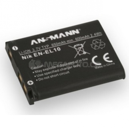 Ansmann A-Nik EN EL10