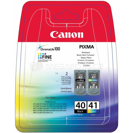 Canon PG-40, CL-41