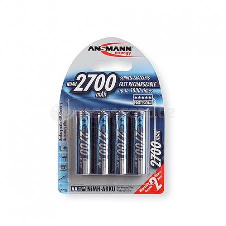 Ansmann HyCell Mignon NiMH 4 x AA 2700 mAh
