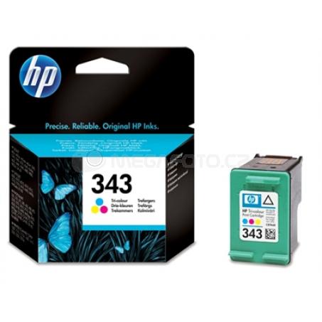 HP Nr.343 cartridge CO C8766E