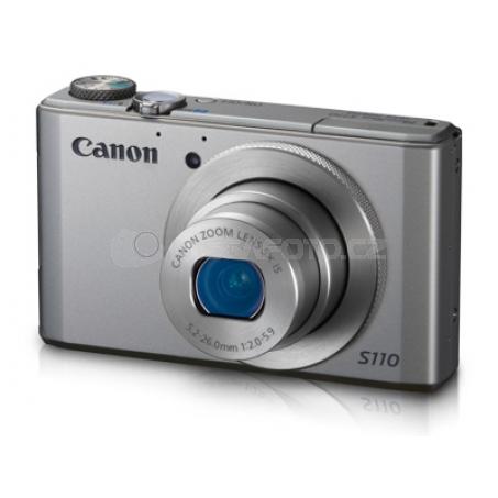 Canon Powershot S110 silver