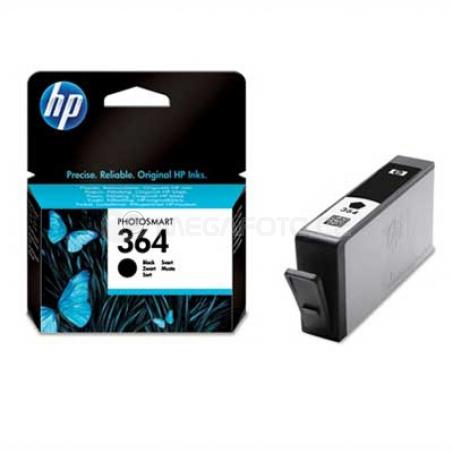 HP Nr. 364 BK CB316EE