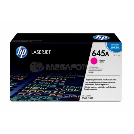 HP Toner C9733A magenta 645 A