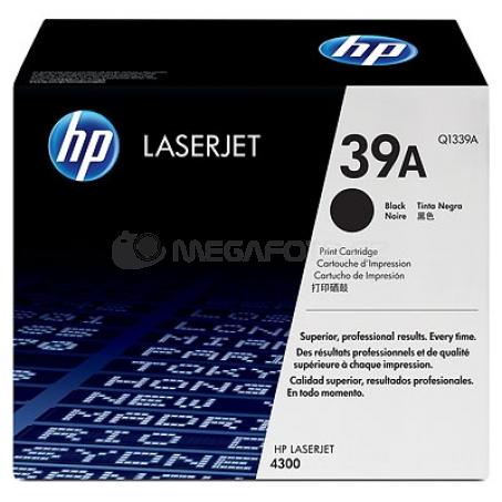 HP Toner  BK Q1339A
