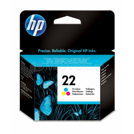 HP Nr.22 cartridge CO C9352A