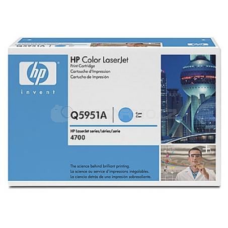 HP Toner  CY Q5951A