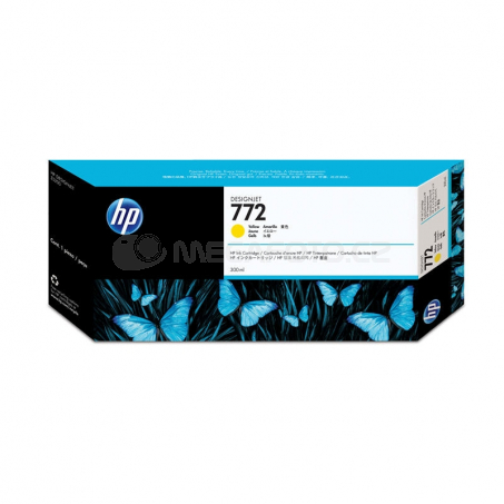 HP Nr.772 cartridge YE CN630A