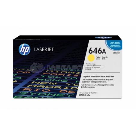 HP Toner YE CF032A
