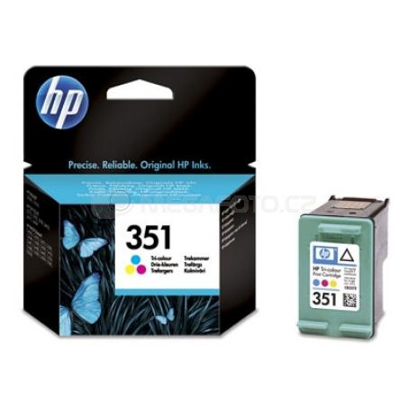 HP CB337EE cartridge color No. 351