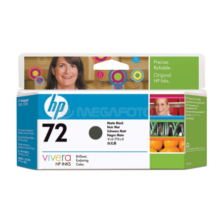 HP Nr.72 BK 130ML C9403A