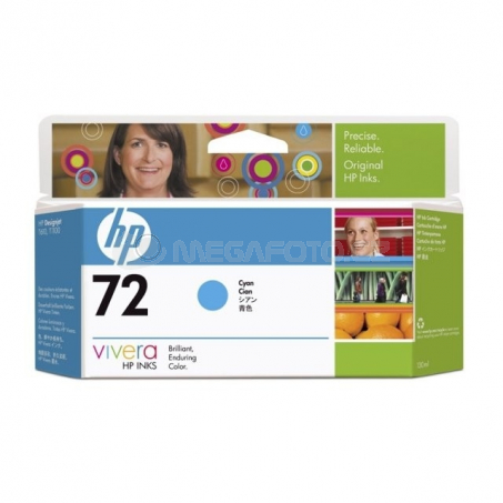 HP Nr.72 cartridge CY C9371A