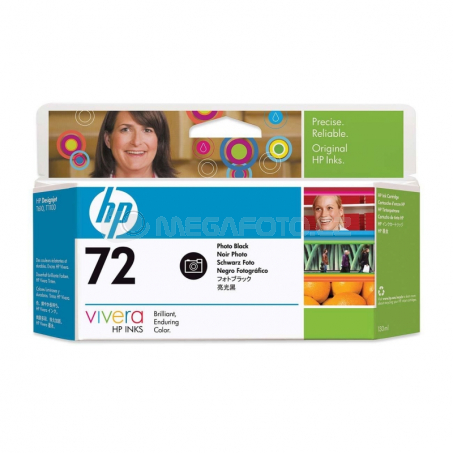 HP Nr.72 BK C9370A
