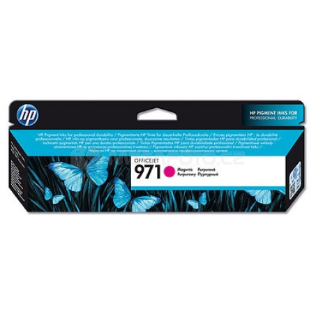 HP CN623AE cartridge magenta No. 971