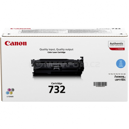 Canon Toner 732 C cyan