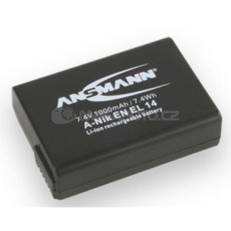 Ansmann A-Nik EN-EL14