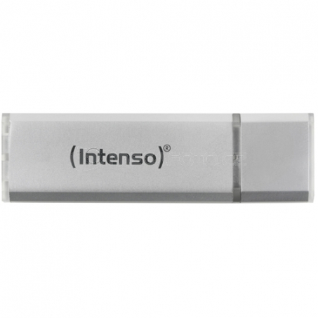 Intenso Alu Line USB2.0 64GB silver