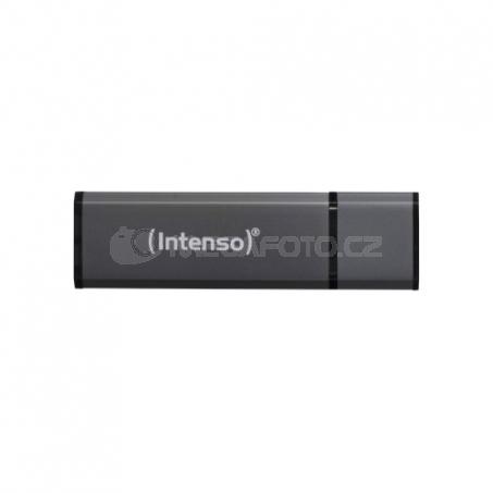 Intenso Alu Line USB 2.0, 4 GB black