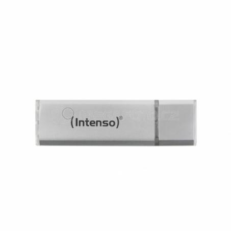 Intenso Alu Line USB 2.0, 4 GB silver
