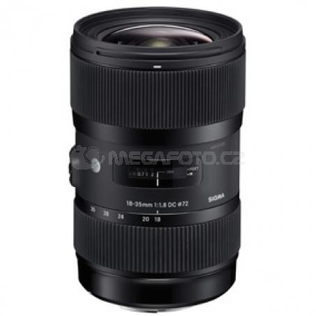 Sigma 18-35/1,8 DC HSM [A] Canon