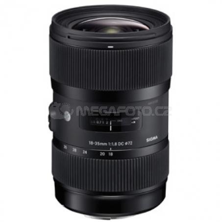 Sigma 18-35/1,8 DC HSM Nikon