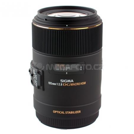 Sigma 105/2,8 DG EX HSM OS Macro Canon