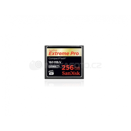 SanDisk Extreme Pro CF 256GB SDCFXPS-256G-X46