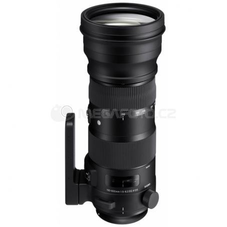 Sigma 150-600/5,0-6,3 DG OS HSM [S] pro Canon