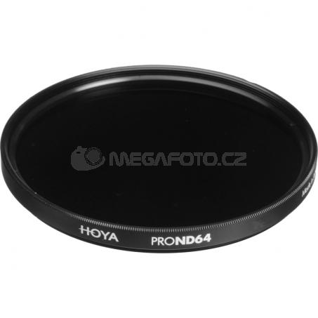 Hoya PRO ND 64x 52 mm