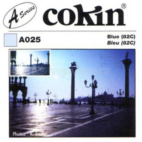 Cokin A025 Blue (82C)