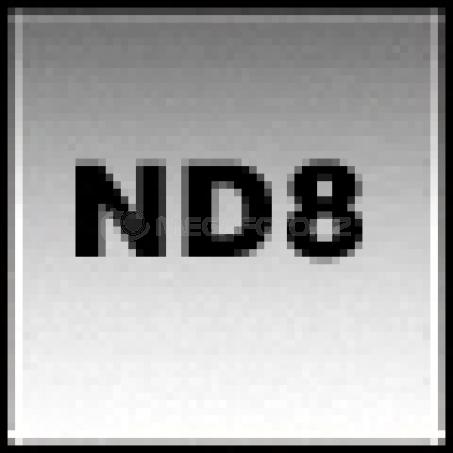 Cokin A121F Gradual Neutral Grey ND8