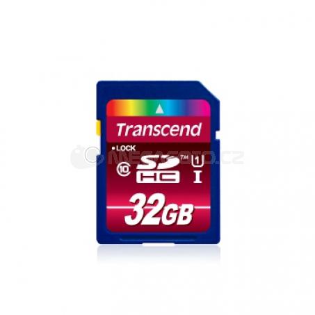 Transcend SDHC Ultimate UHS-I 32 GB (TS32GSDHC10U1)