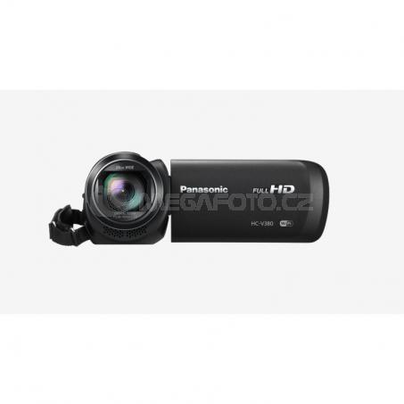 Panasonic HC-V380 čierna