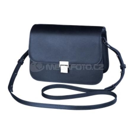 Olympus Leather Bag black like my dress pre Olympus PEN
