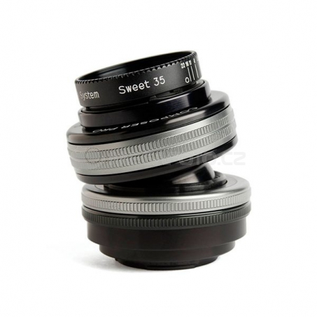 Lensbaby Composer Pro II + Sweet 35 Optic Sony E [LBCP235X]