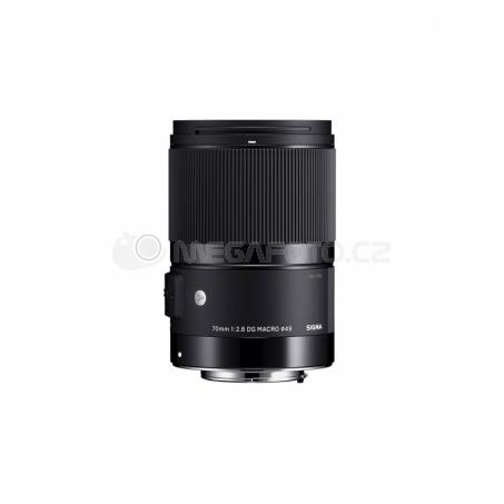 Sigma 70/2,8 DG Macro [A] Sony E