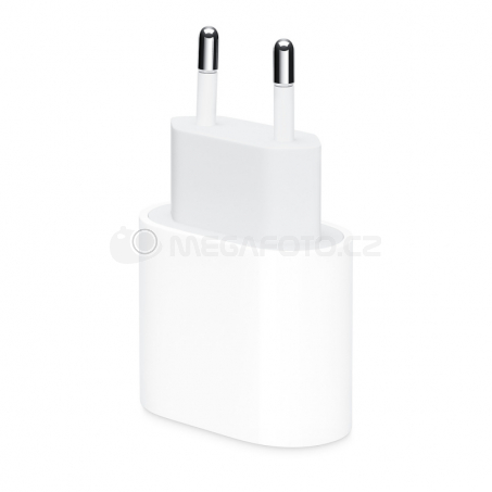 Apple USB-C Power Adapter 18W [MU7V2ZM/A]