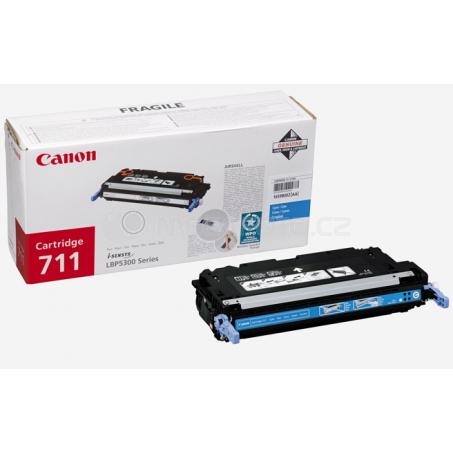 Canon 711 C toner
