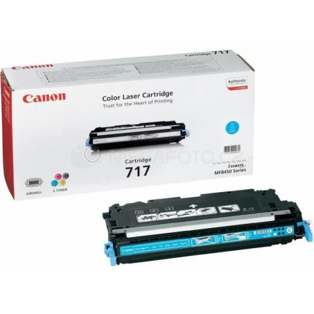 Canon 717 C toner