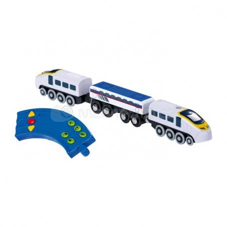 Elektrická lokomotíva na diaľkové ovládanie